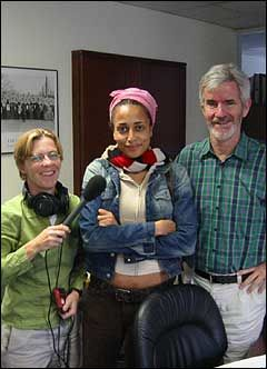 Mary, Zadie & Chris
