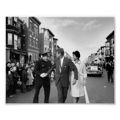 JFK in East Boston