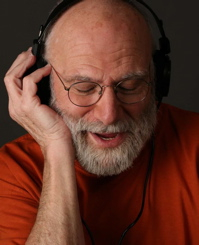 Oliver Sacks: Musicophile [Elena Seibert photo for Knopf]
