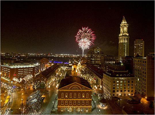 boston new years